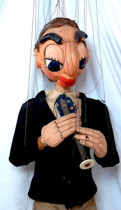 Scottish Puppet